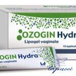 LIPOGEL VAGINALE OZOGIN HYDRA 10 TUBI MONOUSO 30 G