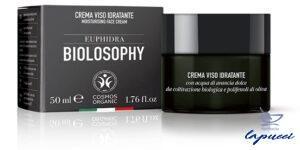 EUPHIDRA BIOLOSOPHY CREMA VISO IDRATANTE 50 ML