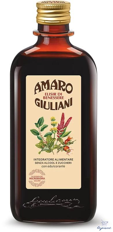 AMARO GIULIANI ELISIR DI BENESSERE 300 ML