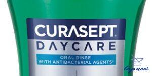 CURASEPT COLLUTORIO DAYCARE PROTECTION PLUS MENTA FORTE 250ML