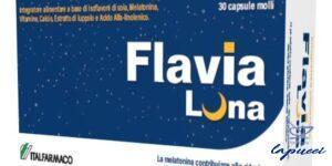 FLAVIA LUNA 30 CAPSULE MOLLI