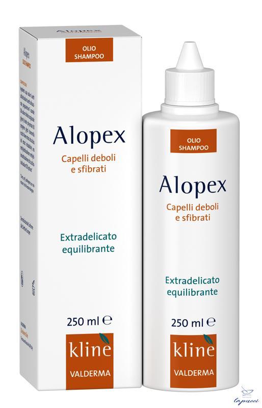 ALOPEX OLIO SHAMPOO 250 ML
