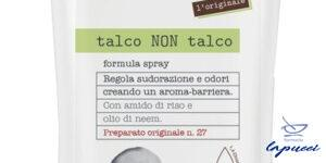 FIOCCHI DI RISO TALCO NON TALCO SPRAY 100 ML