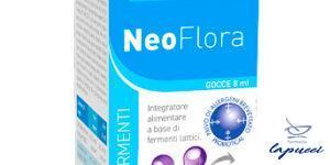 LABORATORIO DELLA FARMACIA NEOFLORA GOCCE 8 ML LINEA FERMENTI