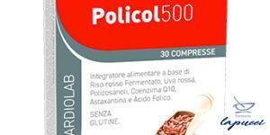 LABORATORIO DELLA FARMACIA POLICOL 500 30 COMPRESSE LINEA CARDI