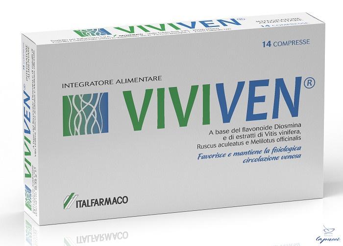 VIVIVEN 14 COMPRESSE