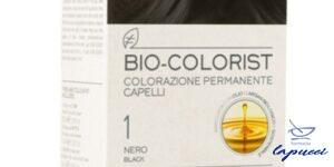 BIOCLIN BIO COLOR FAST&PERFECTION 1,0 NERO CREMA COLORANTE 60 M