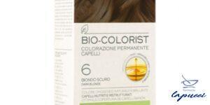 BIOCLIN BIO COLOR FAST&PERFECTION 6,0 BIONDO SCURO CREMA COLORA