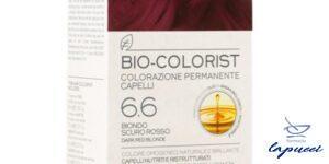 BIOCLIN BIO COLOR FAST&PERFECTION 6,66 BIONDO SCURO ROSSO INTEN