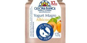 CASCINA BIANCA YOGURT MAGRO ALL'ALBICOCCA 125 G