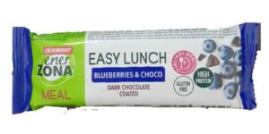 ENERZONA EASY LUNCH BLUEBERRY & CHOCO BARRETTA 58 G