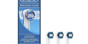ORALB REFILL EB-20-3 PREC CLEAN