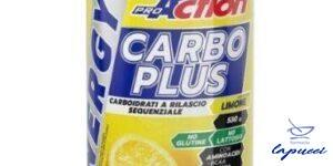 PROACTION CARBO PLUS ENERGY LIMONE 530 G