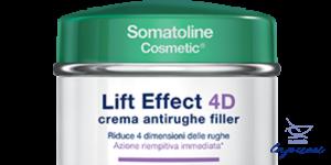 SOMATOLINE C LIFT EFFECT 4D CREMA FILLER ANTIRUGHE 50 ML