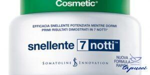 SOMATOLINE COSMETIC SNELLENTE CREMA 7 NOTTI 400 ML