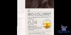 BIOCLIN BIO COLOR FAST&PERFECTION 6,4 BIONDO SCURO RAMATO CREMA