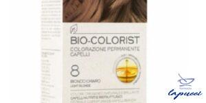 BIOCLIN BIO COLOR FAST&PERFECTION 8,0 BIONDO CHIARO CREMA COLOR