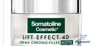 SOMATOLINE C LIFT EFFECT 4D CREMA CHRONO FILLER NOTTE 50 ML