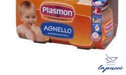 PLASMON OMOGENEIZZATO AGNELLO 4 X 80 G