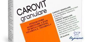 CAROVIT GRANULARE 20 BUSTINE