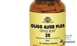 OLIGO ALFER PLUS 90 CAPSULE VEGETALI