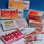 BIOGEL 100 10 FIALE 81,5 G