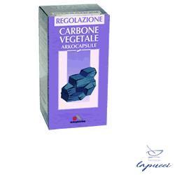 ARKO CAPSULE CARBONE VEGETALE 45 CAPSULE