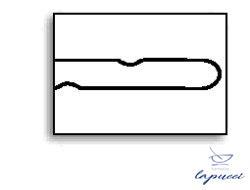 SONDA RETTALE STERILE MISURA CH25 CODICE ARTICOLO 355325