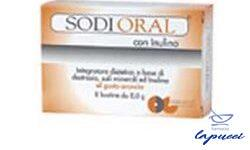 SODIORAL INULINA 8 BUSTINE 8 G