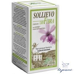 SOLLIEVO LIOFIBRA 70 COMPRESSE 680 MG