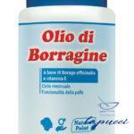 OLIO BORRAGINE 100 PERLE