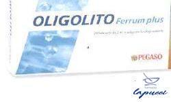 OLIGOLITO FERRUM PLUS 20 FIALE 2 ML