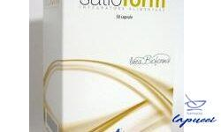 SATIOFORM 50 CAPSULE DA 450 MG