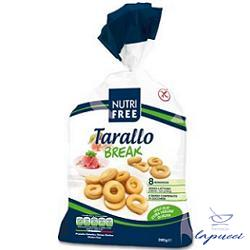 NUTRIFREE TARALLO BREAK 8X30 G