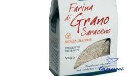 NUTRIFREE FARINA GRANO SARACENO 500 G