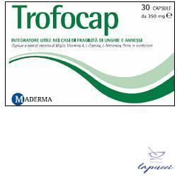 TROFOCAP 30 CAPSULE