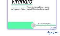 VIRANDRO 30 COMPRESSE