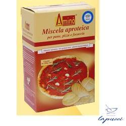 AMINO' MISCELA PANE PIZZA FOCACCIA 500 G