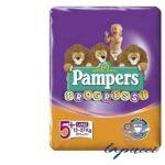 PAMPERS PROGRESSI PLAYTIM L20