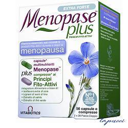 MENOPASE PLUS 56 COMPRESSE