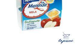MELLIN FRUTTA PURA MELA 100 G 4 PEZZI