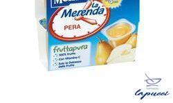 MELLIN FRUTTA PURA PERA 100 G 4 PEZZI