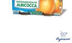 MELLIN OMOGENEIZZATO MELA/ALBICOCCA 100 G 2 PEZZI