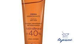 ATTIVA-BRONZ 40% CREMA VISO CORPO 250 ML