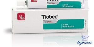 TIOBEC CREMA ACIDO LIPOICO 5% 25 ML
