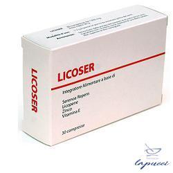 LICOSER 30 COMPRESSE