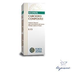 ECOSOL CARDEPAT-T 60 COMPRESSE