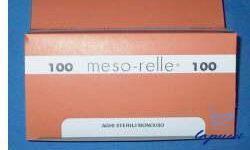 AGO PER MESOTERAPIA MESSORELLE LUNGHEZZA 4MM 100 PEZZI