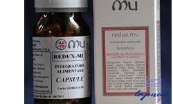 REDUX MU 50 CAPSULE