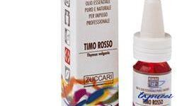 TIMO ROSSO OLIO ESSENZIALE NATURALE 10 ML